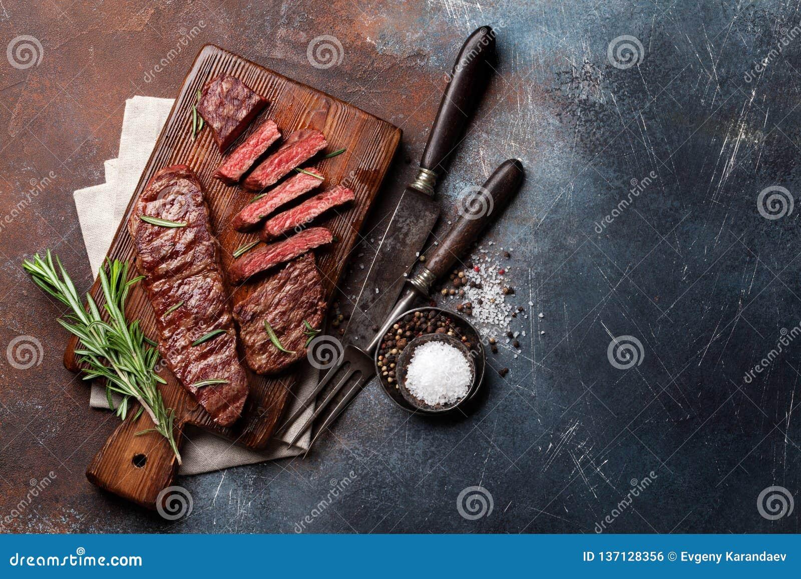 Obermesser oder Denver-Steak