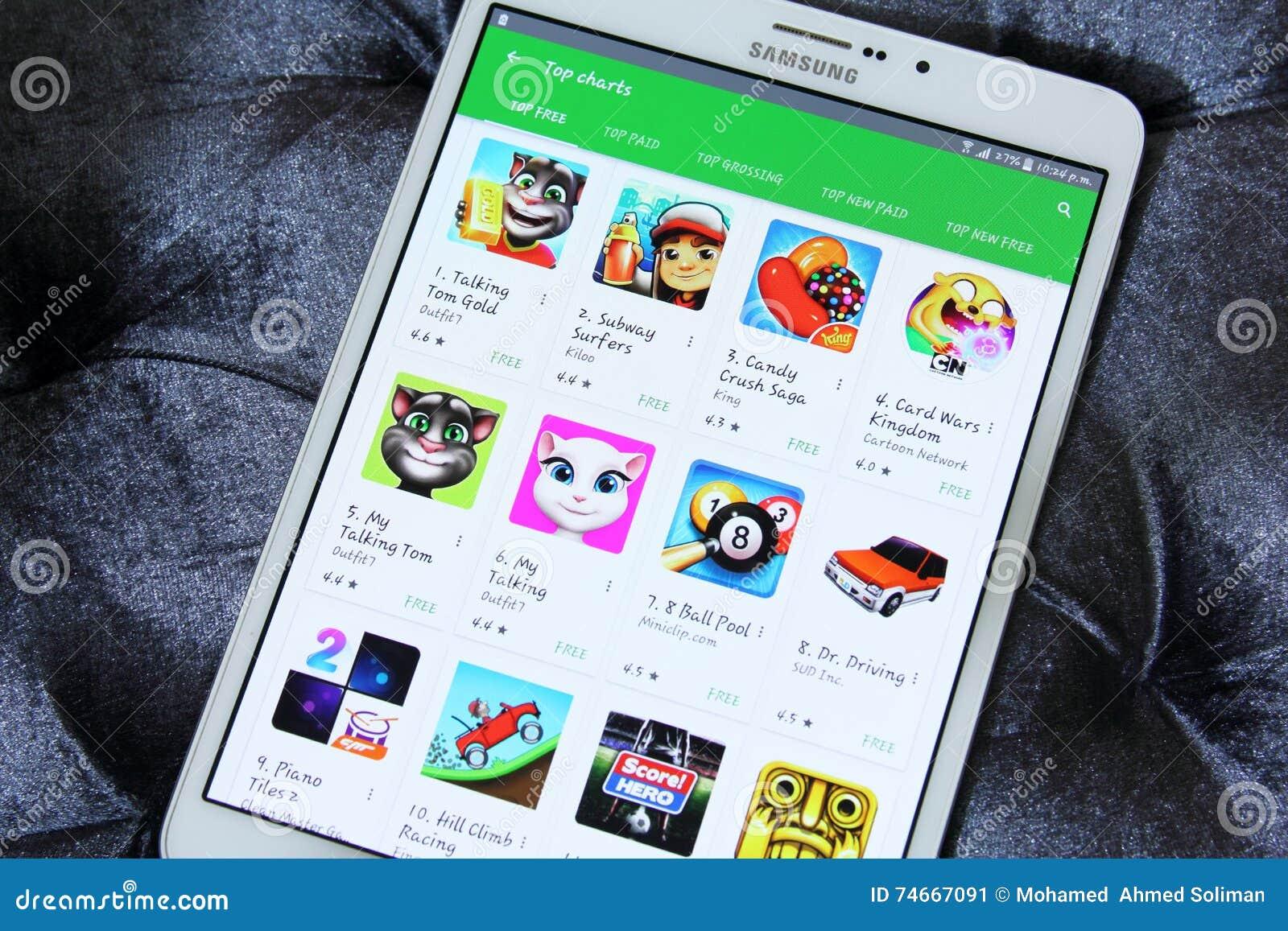 Freie Spiele Apps