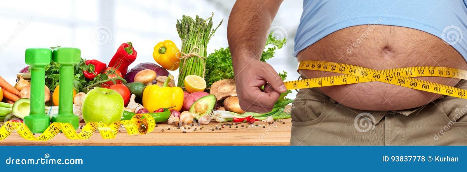 alimentos para obesos
