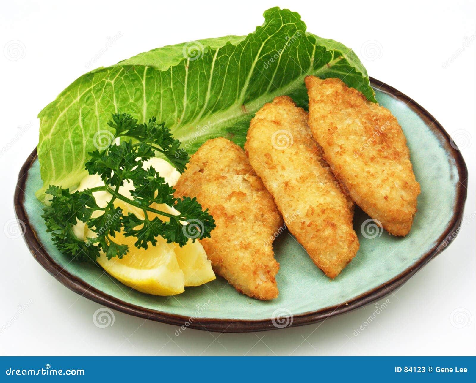 Obiad ryby