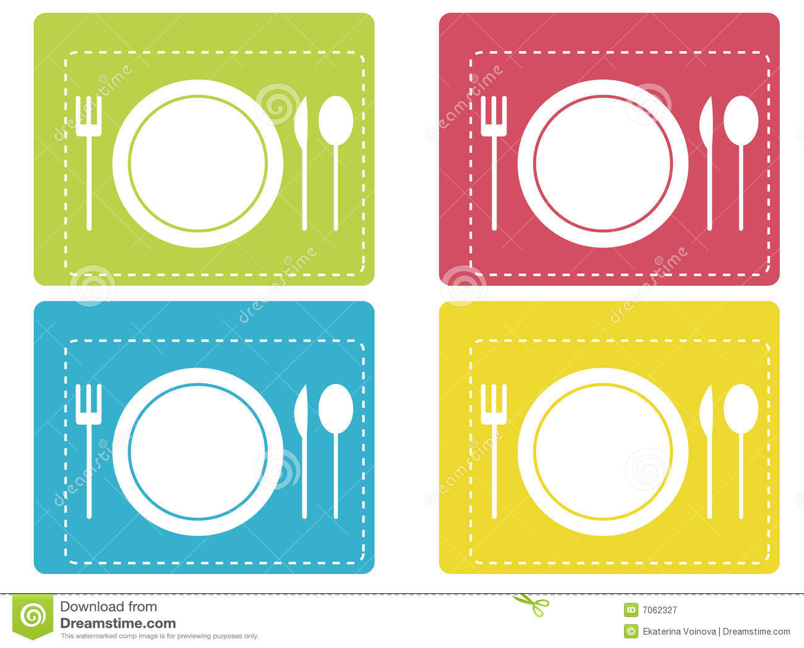 Obiadowe ikony