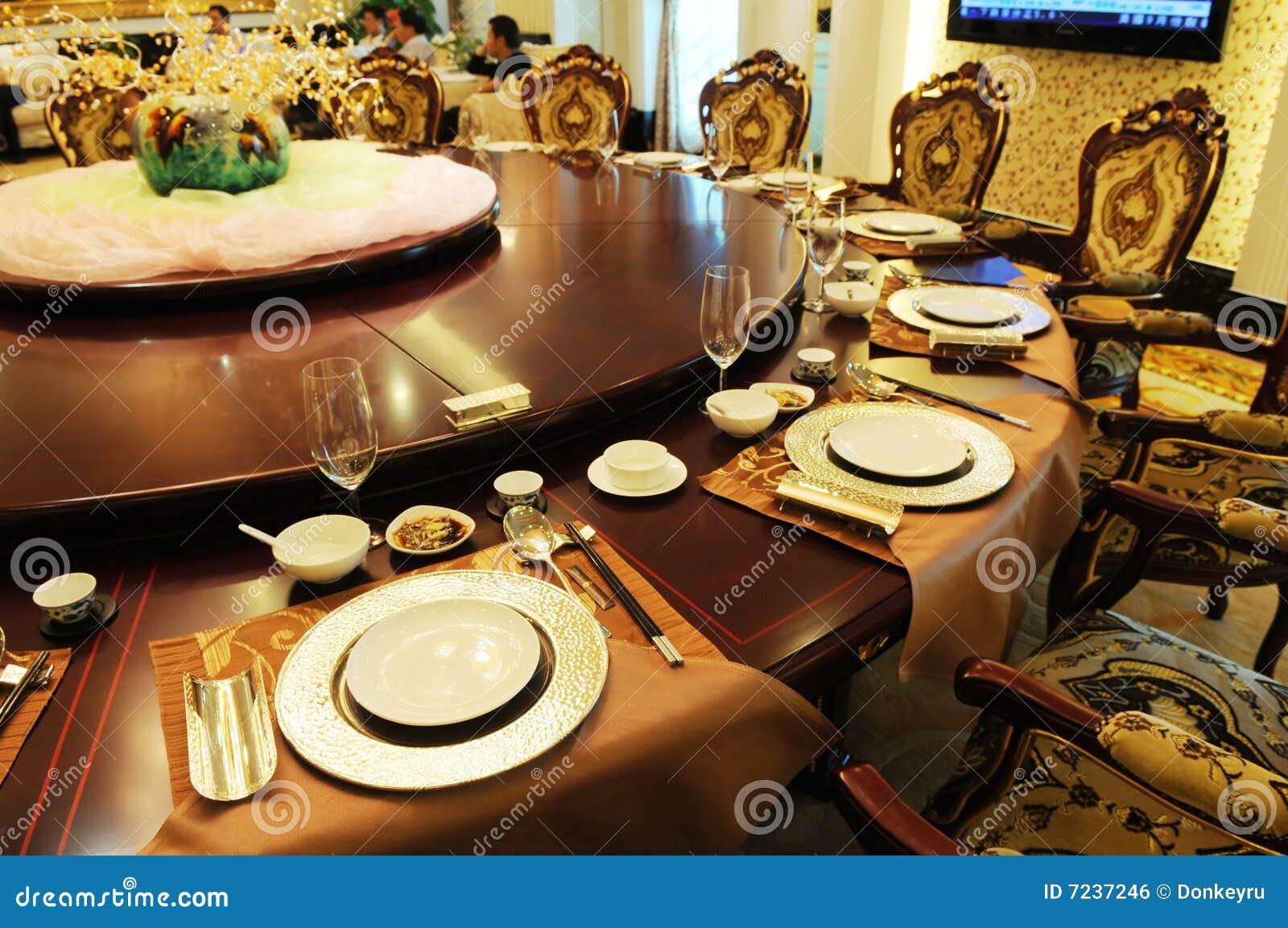 Obiadowy formalny luksusowy położenie