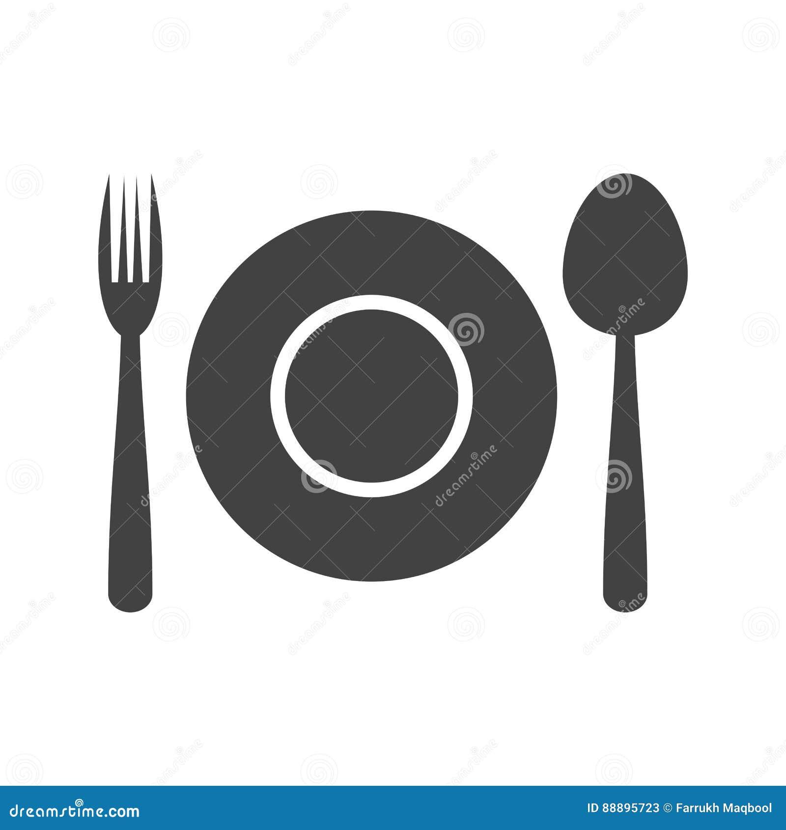 Obiadowy talerz
