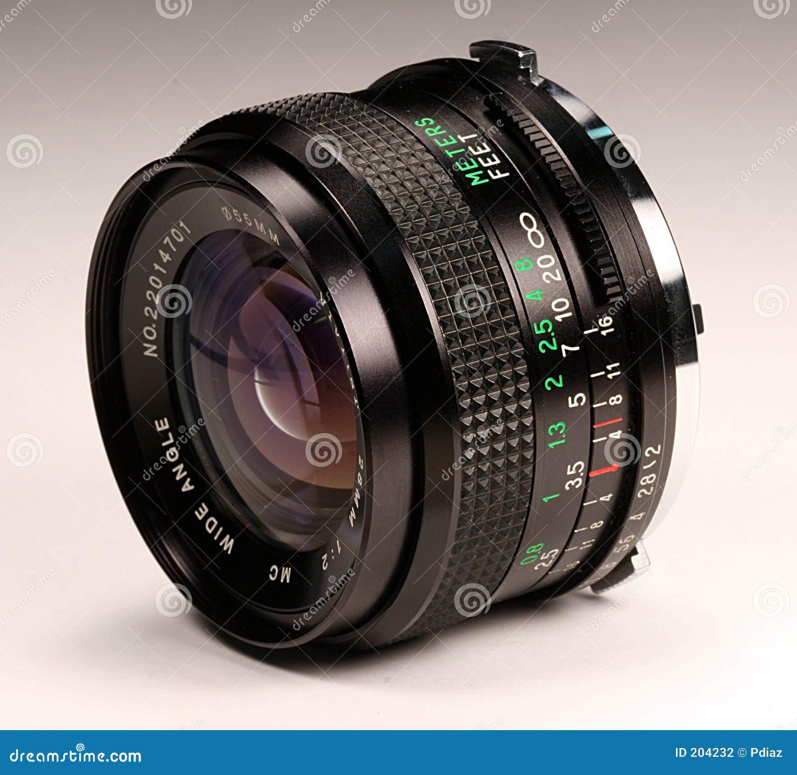 Obiettivo della foto