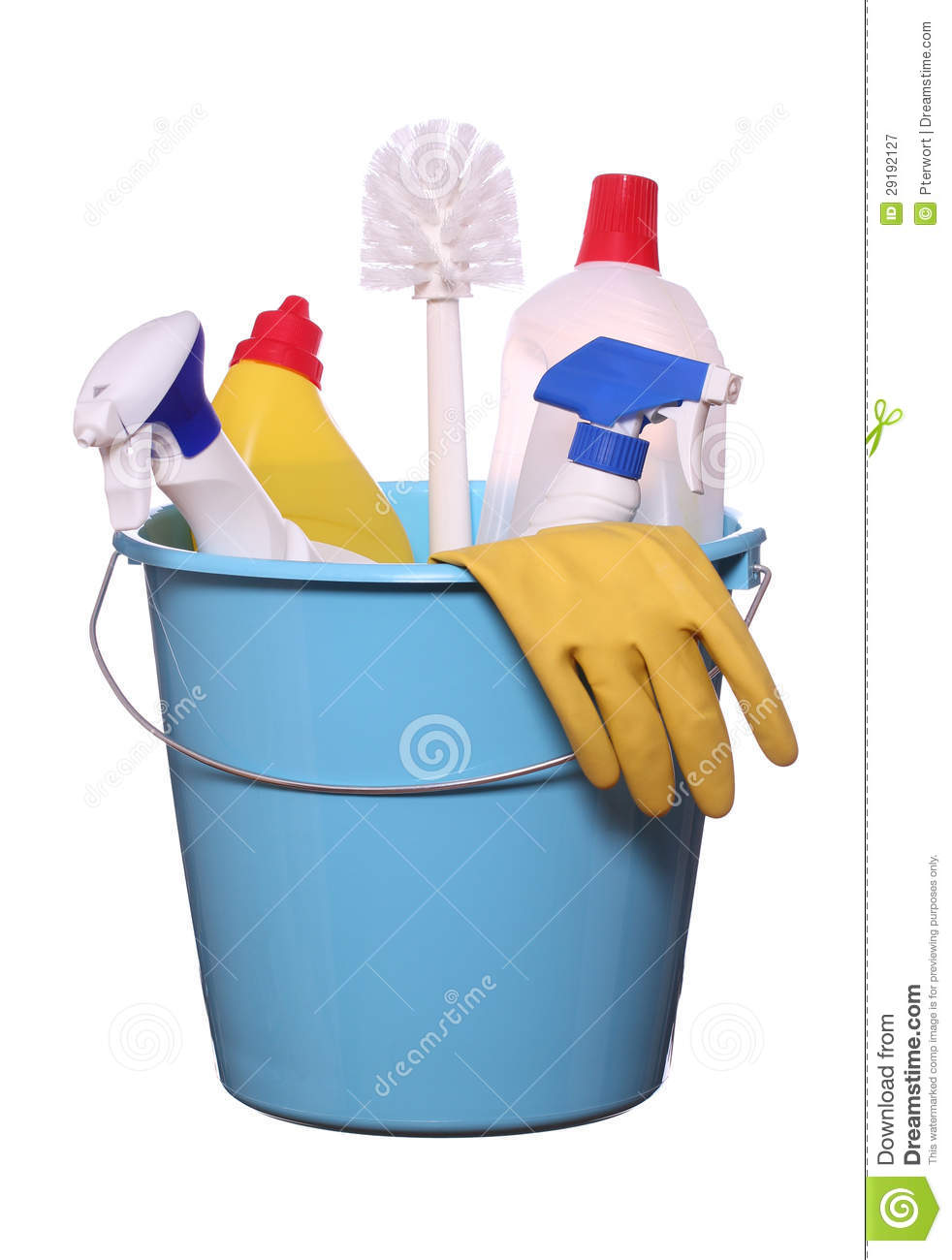 Objects for spring cleaning stock image image 29192127 What is spring cleaning