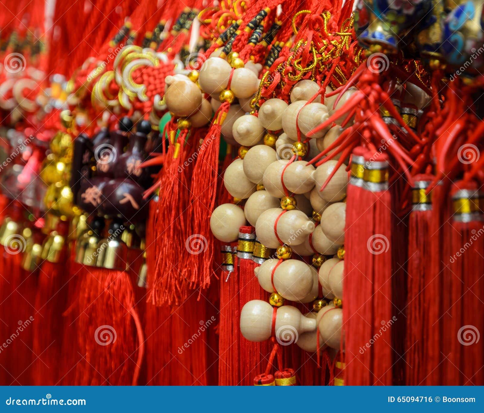 Objekt för bra lycka för kinesiskt nytt år