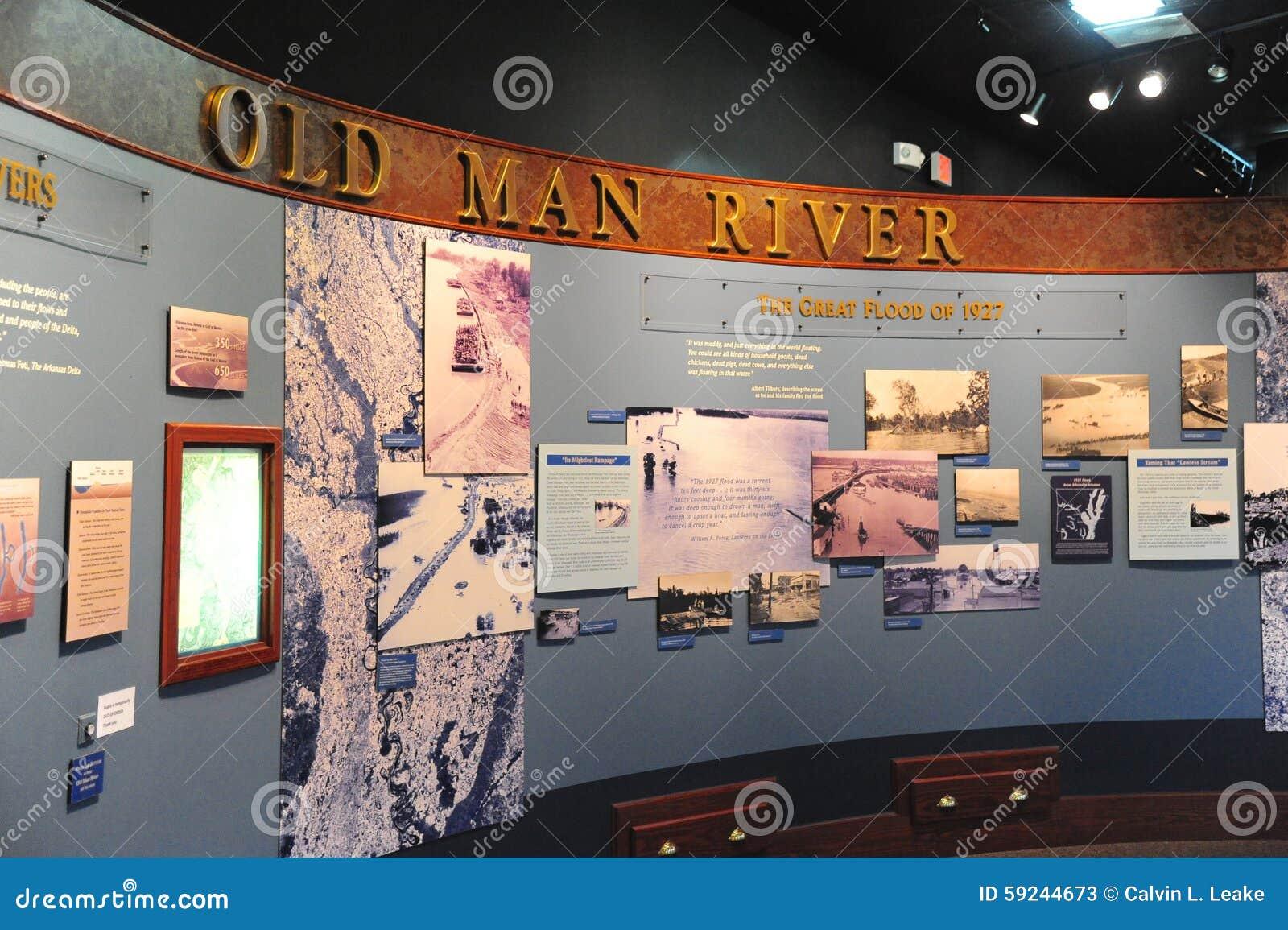 Download Objeto Expuesto En El Depósito De Tren, Helena Arkansas Del Río Del Viejo Hombre Foto de archivo editorial - Imagen de música, molde: 59244673