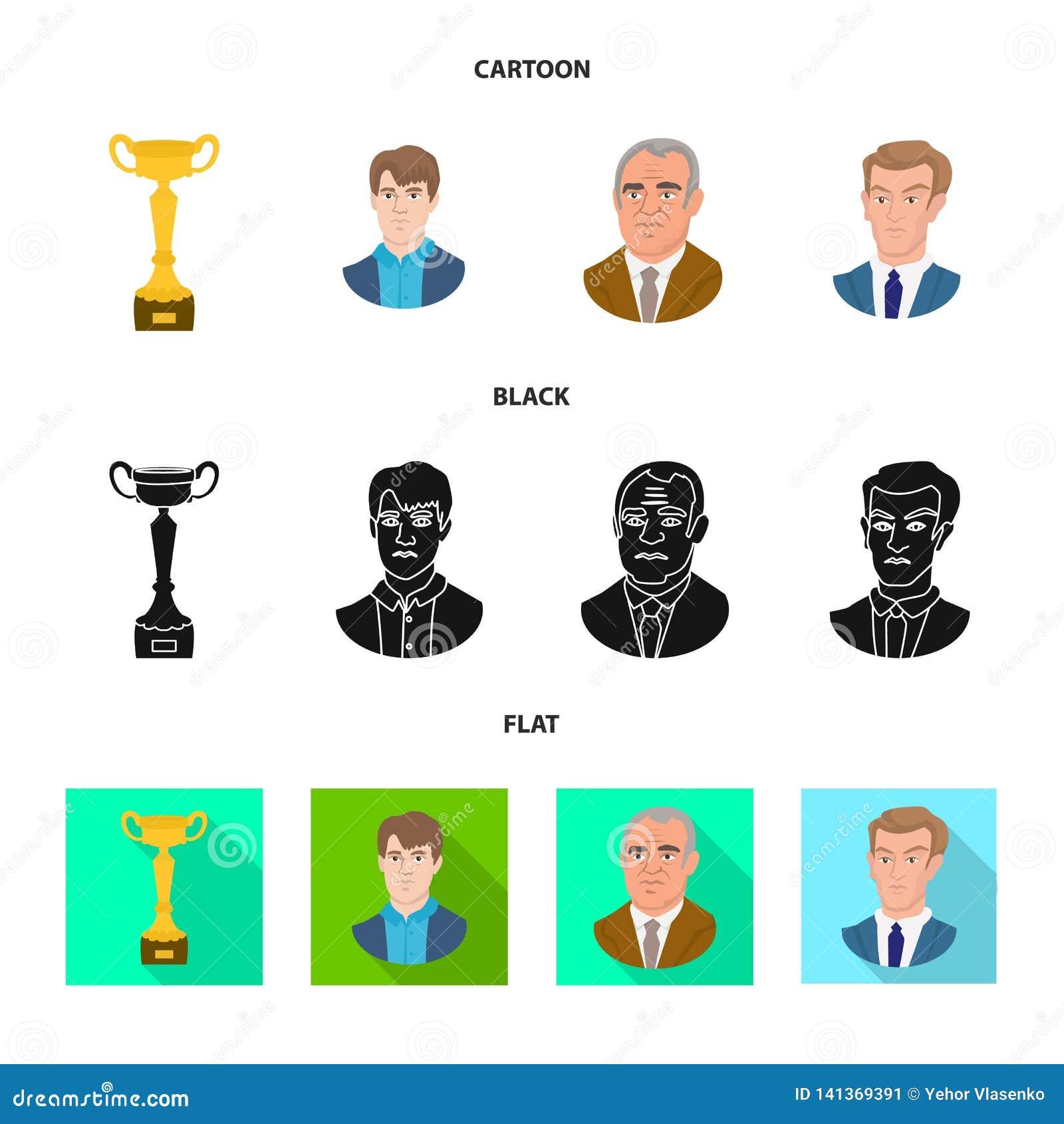 Objeto isolado do checkmate e do símbolo fino Coleção do símbolo de ações do checkmate e do alvo para a Web