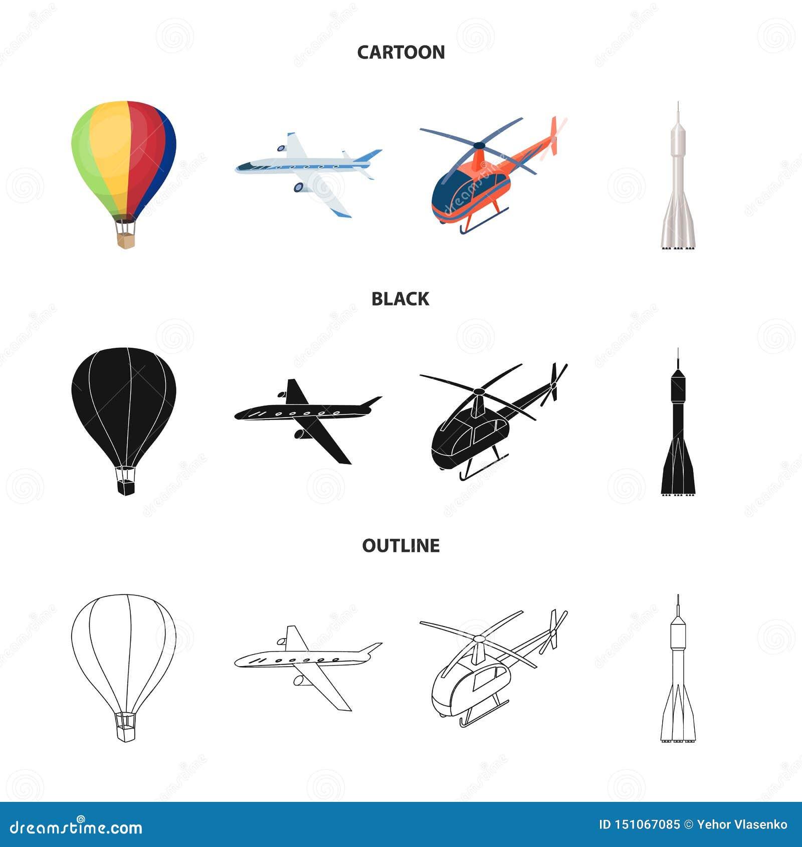 Objeto isolado do ?cone do transporte e do objeto Ajuste do transporte e da ilustra??o conservada em estoque de deslizamento do v