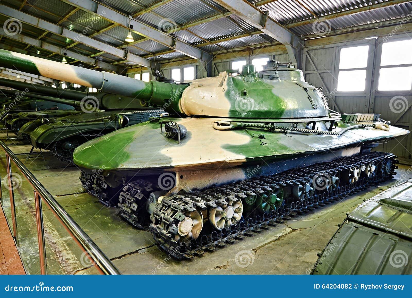 Objeto pesado experimental soviético 279 del tanque