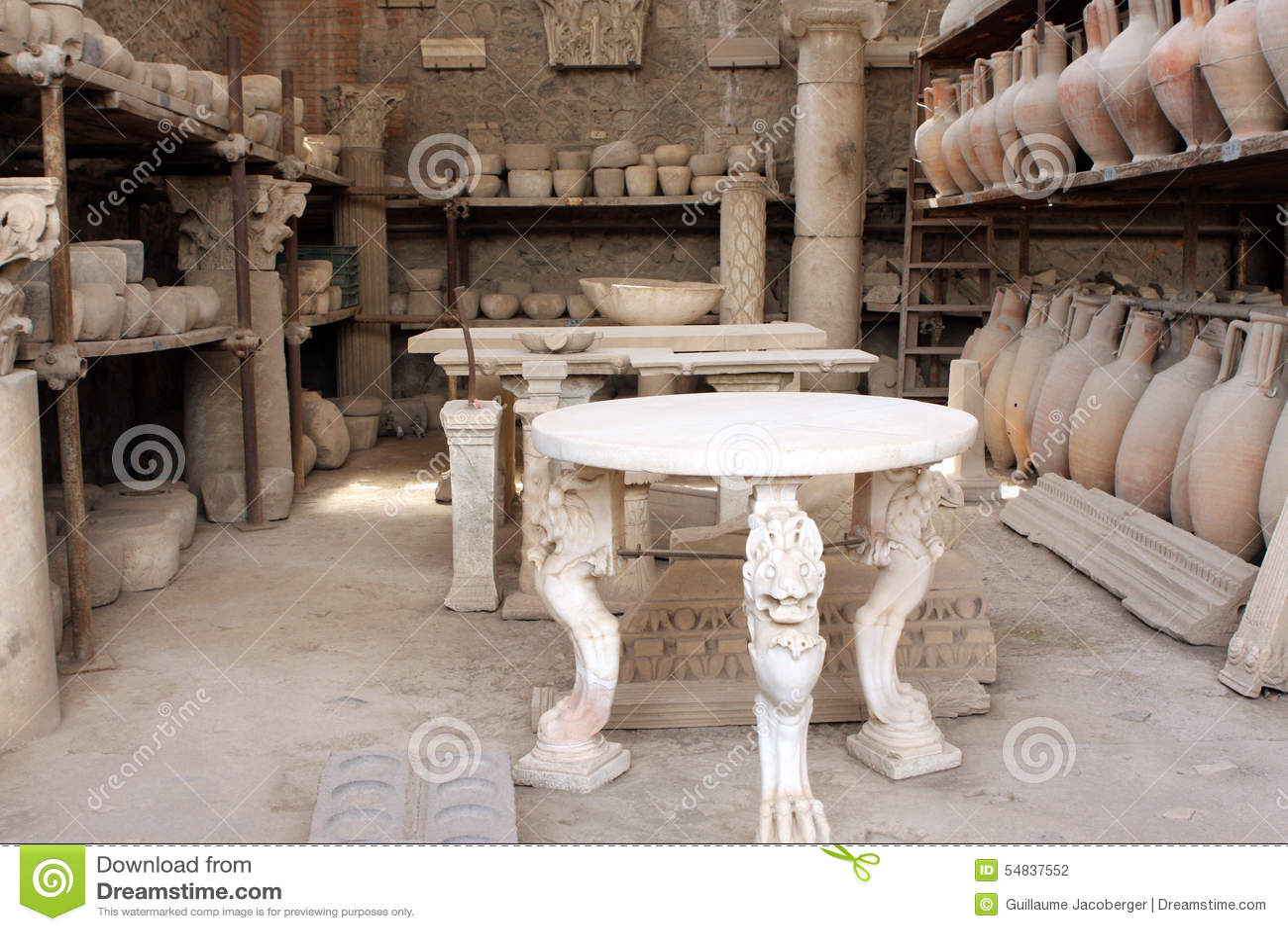 objeto romano antiguo italia de la ciudad de pompeya. Black Bedroom Furniture Sets. Home Design Ideas
