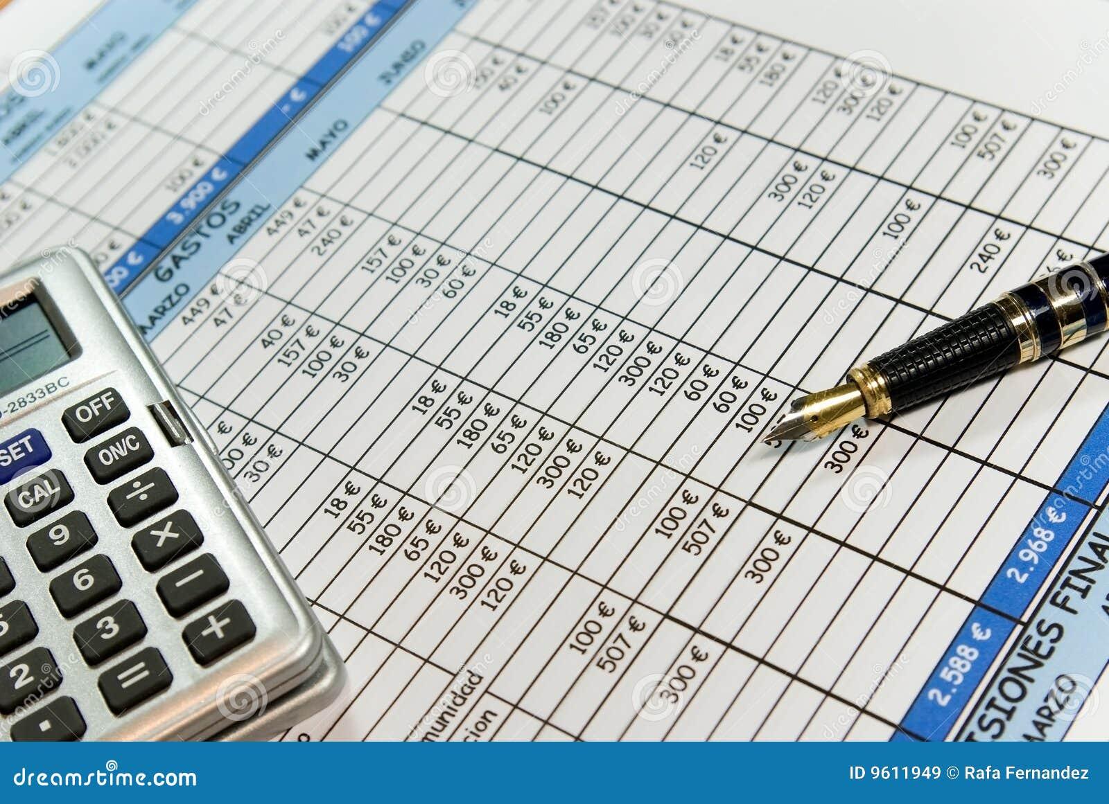 Objetos financeiros