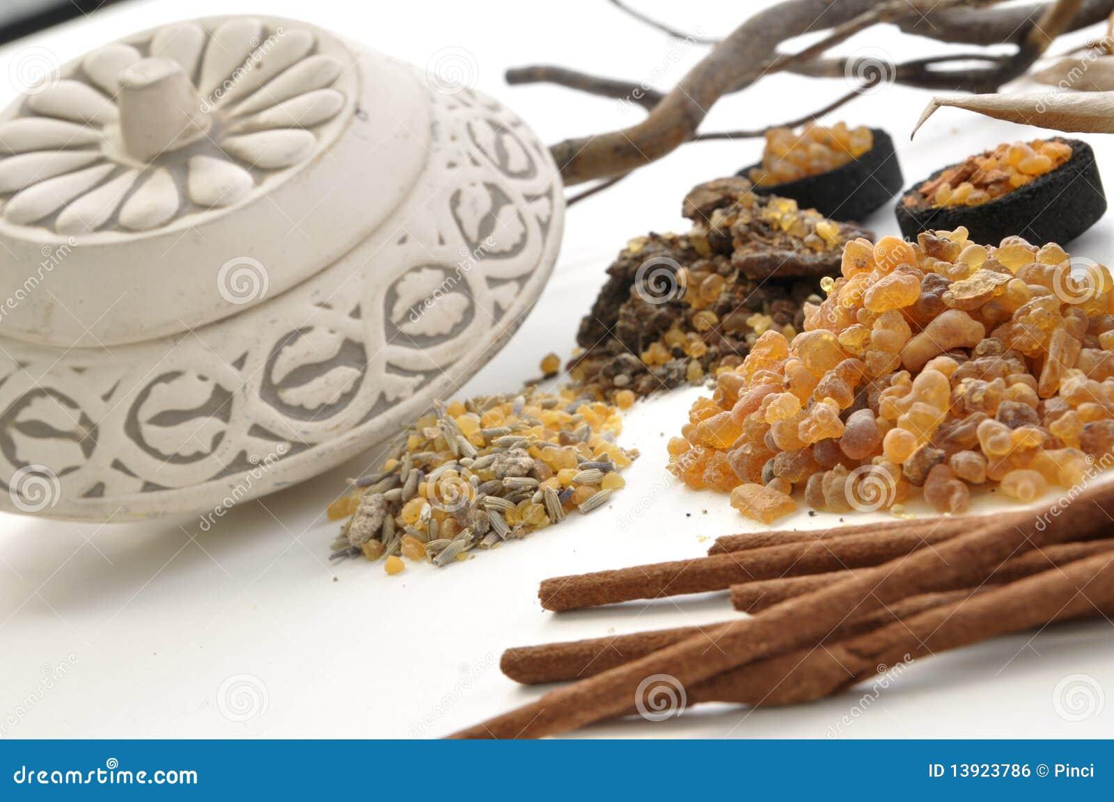 Objetos para o ritual
