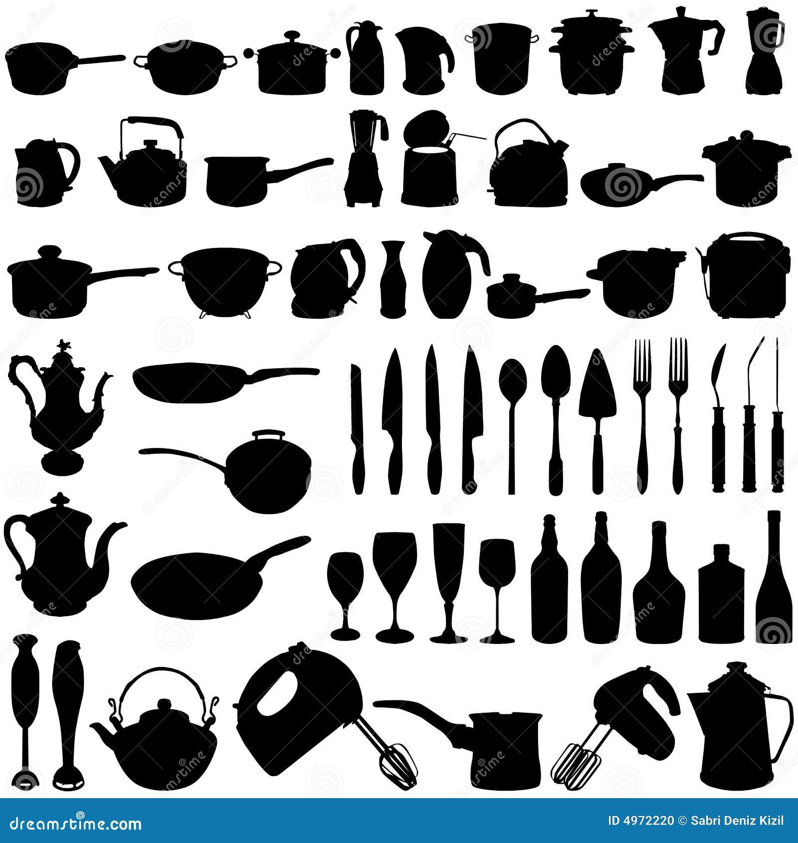 Objets de cuisine photo stock image 4972220 - Objet cuisine ...