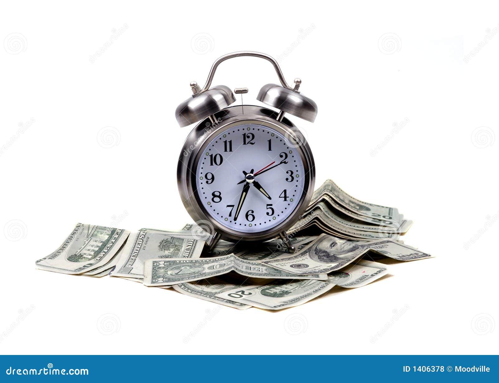 Objets - temps et argent