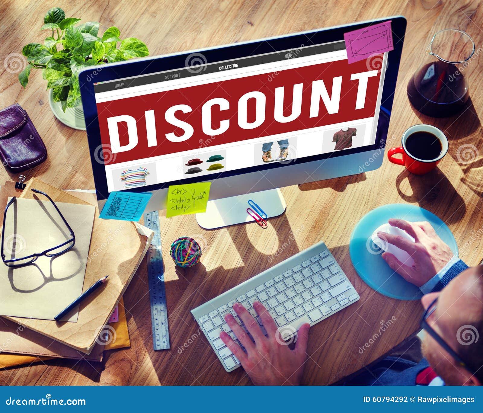 Obniżonej Ceny Promocyjny Specjalny Marketingowy Tani pojęcie