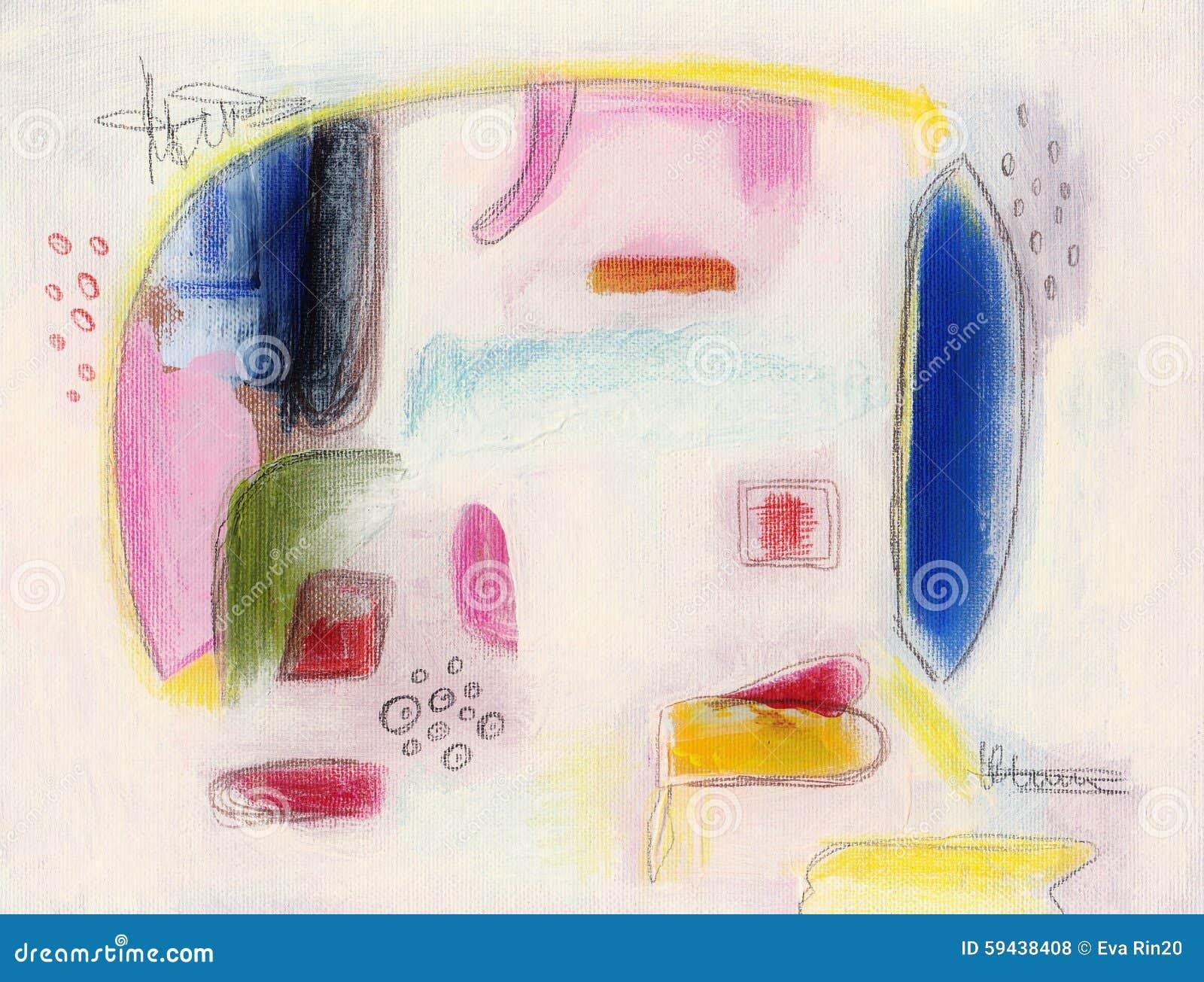Obraz abstrakcyjne