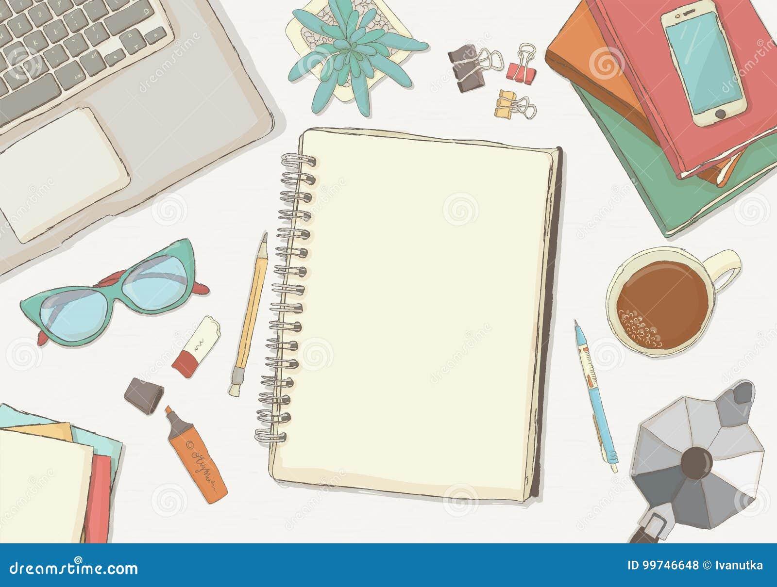 Obrazkowa miejsce pracy organizacja