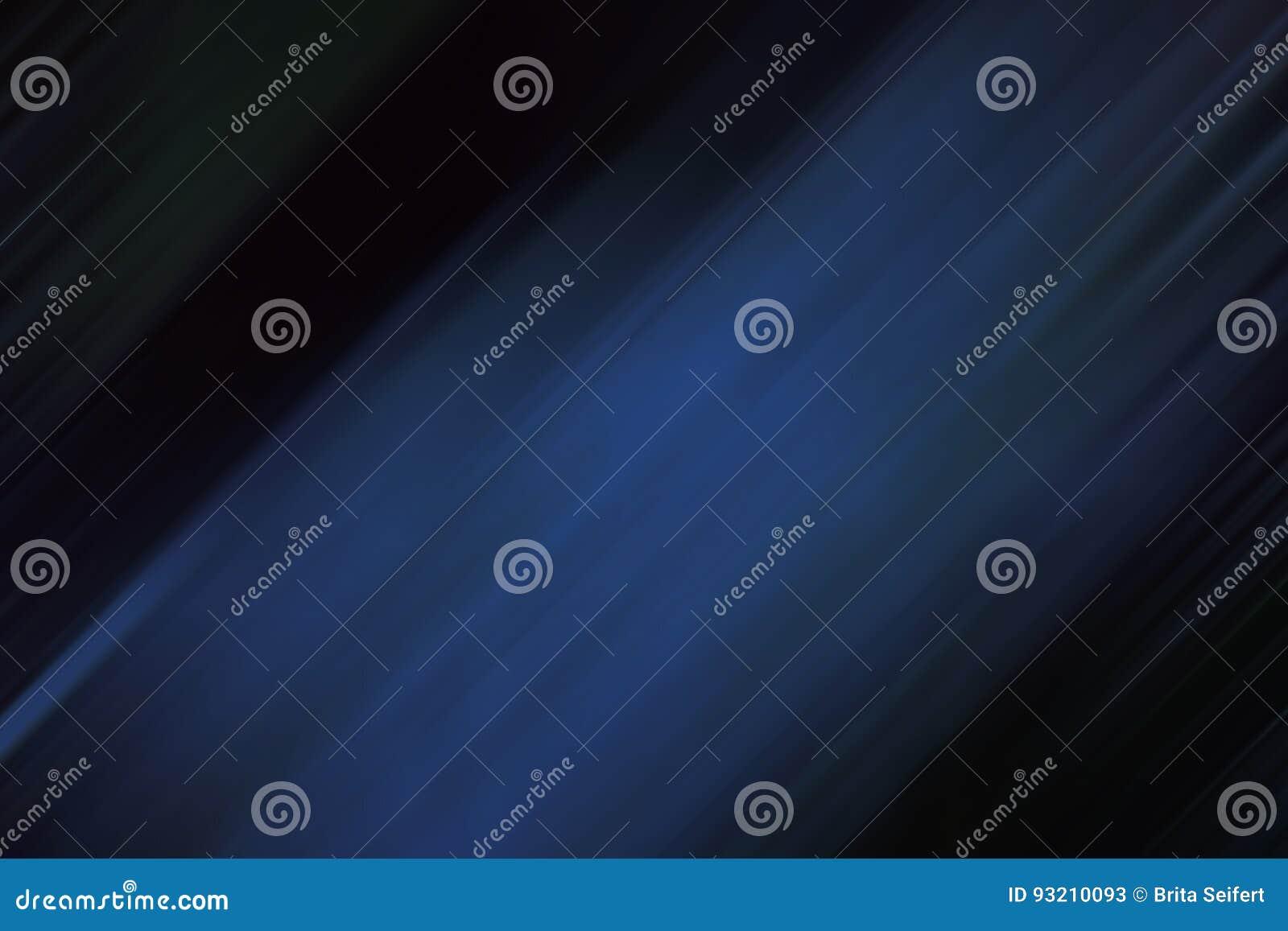 Obscuridade abstrata - fundo azul com listras
