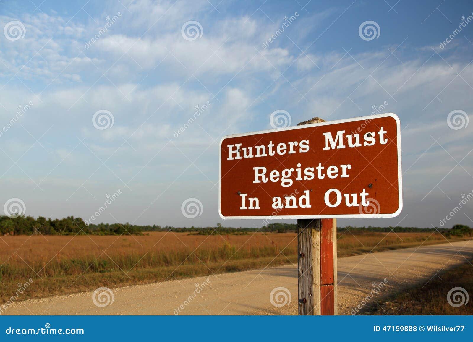 Observação aos caçadores
