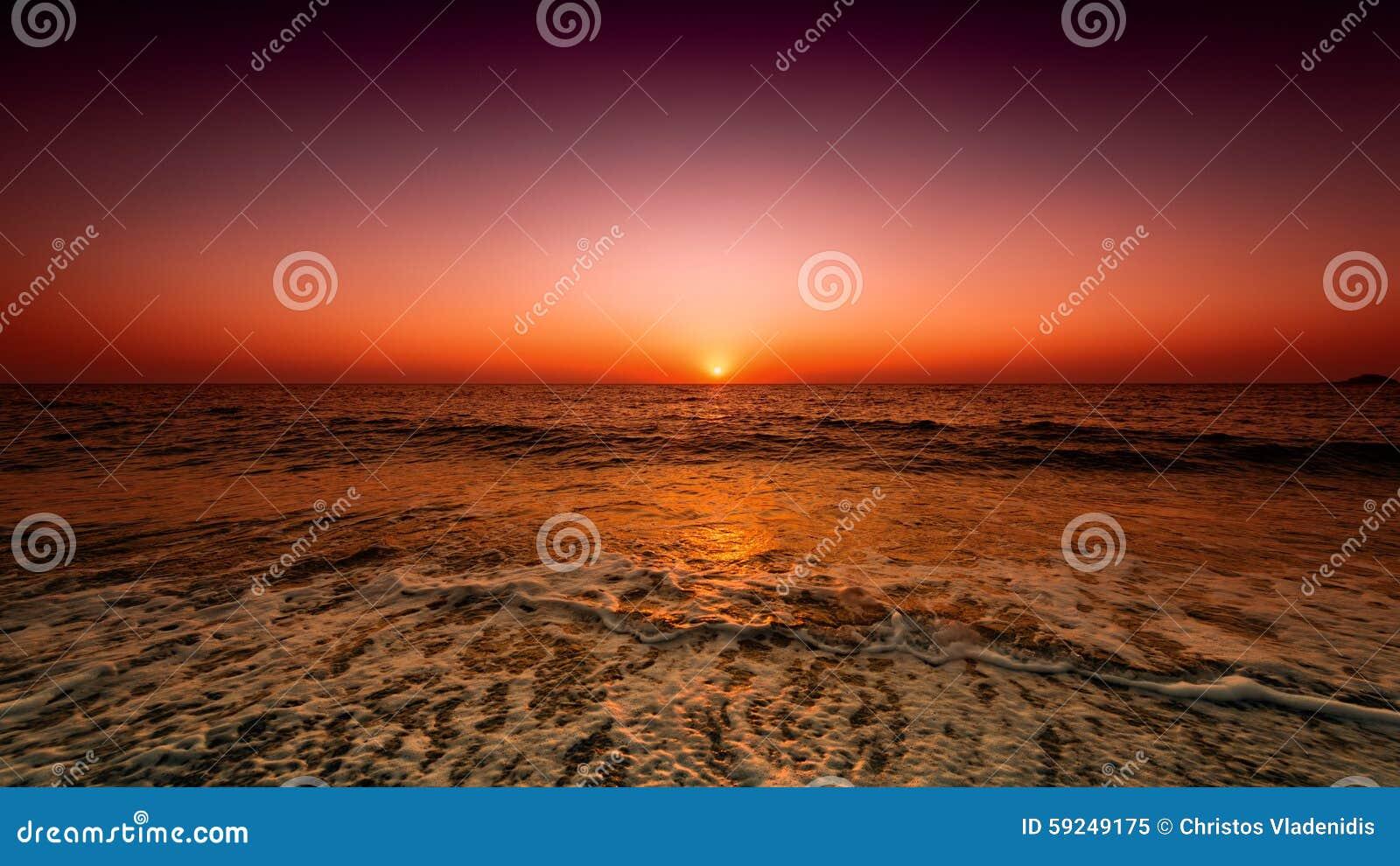 Observación del sunsrise
