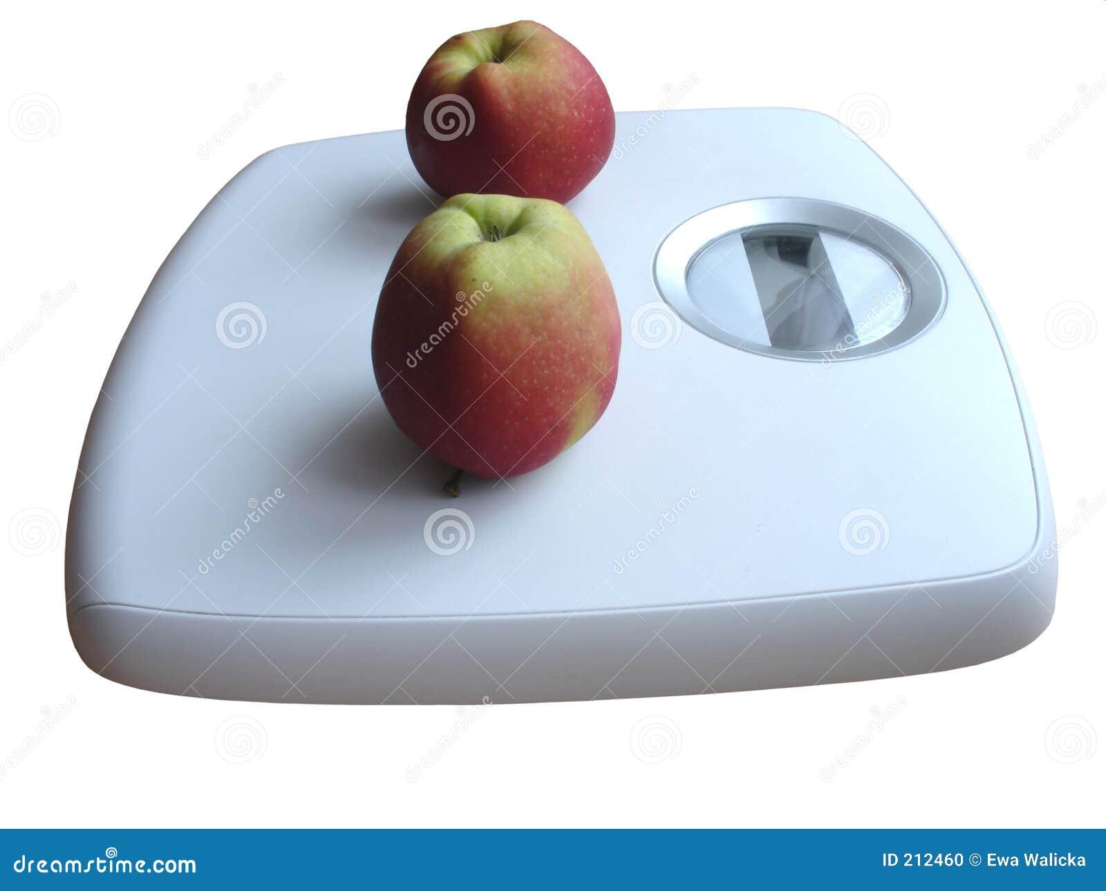 Observation de poids