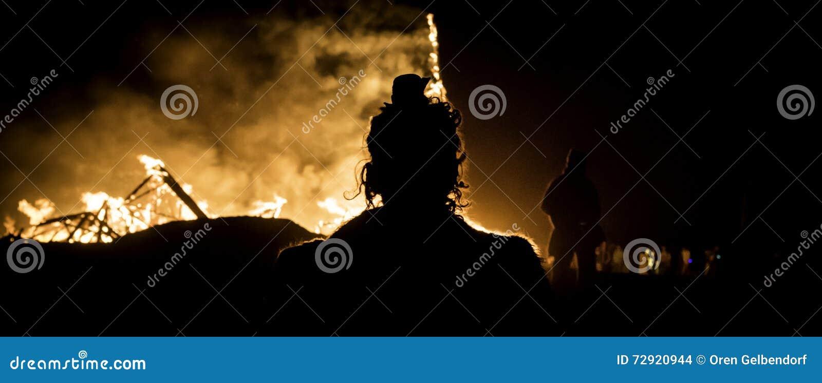 Observation sur le feu