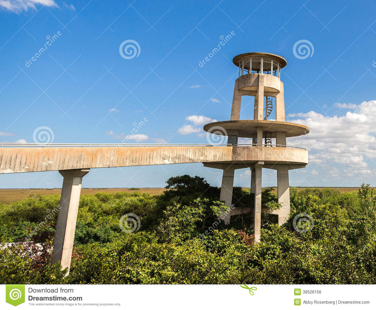 Observation Tower, Everglades National Park