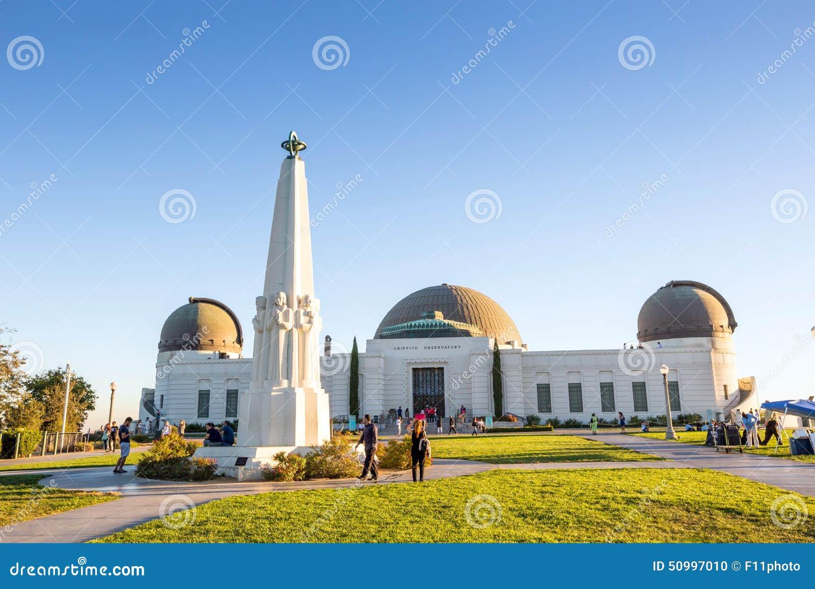 Observatorio de Griffith en Los Ángeles