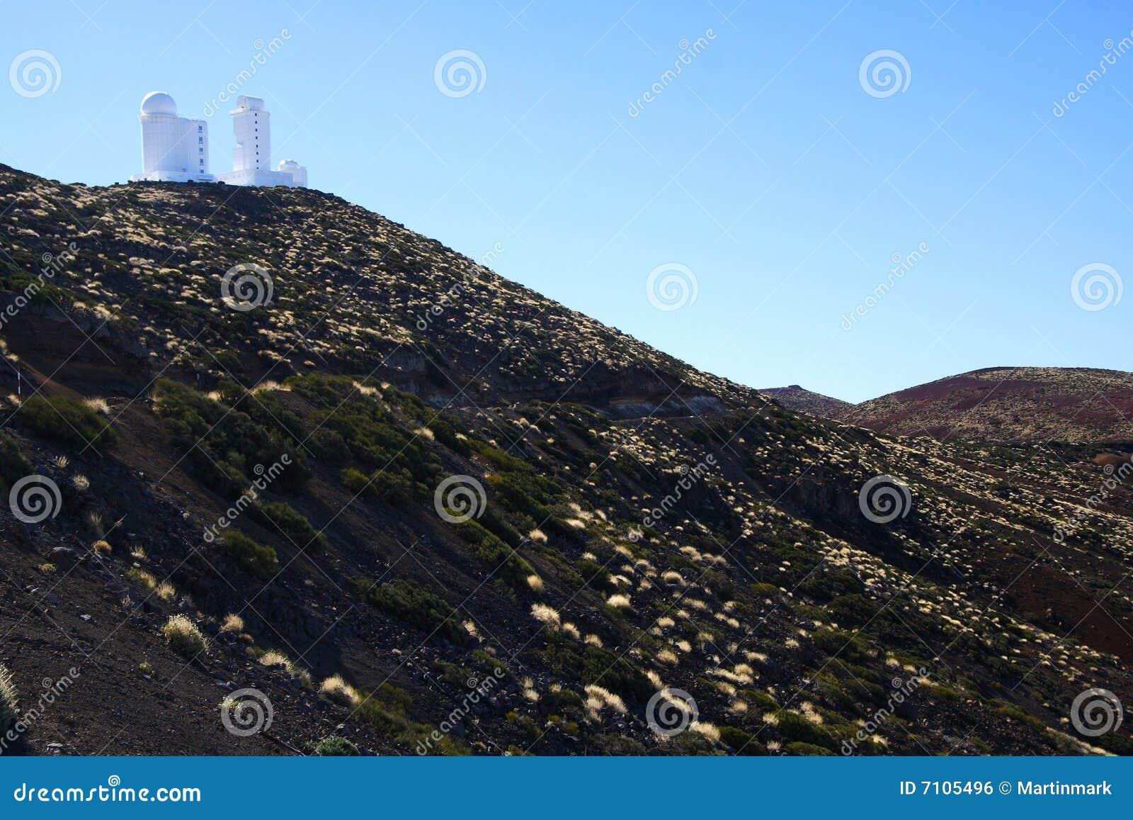 Obserwatorium astronautyczny Tenerife