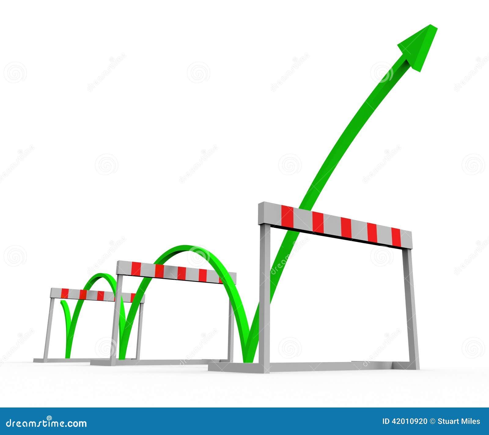 Hürden überwinden