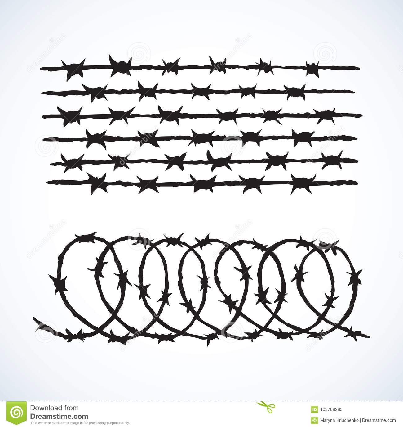 Stunning 11 Row Concertina Wire Gallery - Electrical Circuit Diagram ...