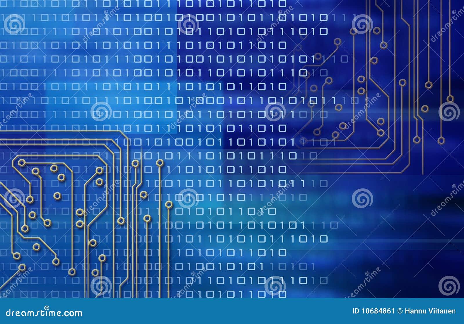 Obwodu binarny kod