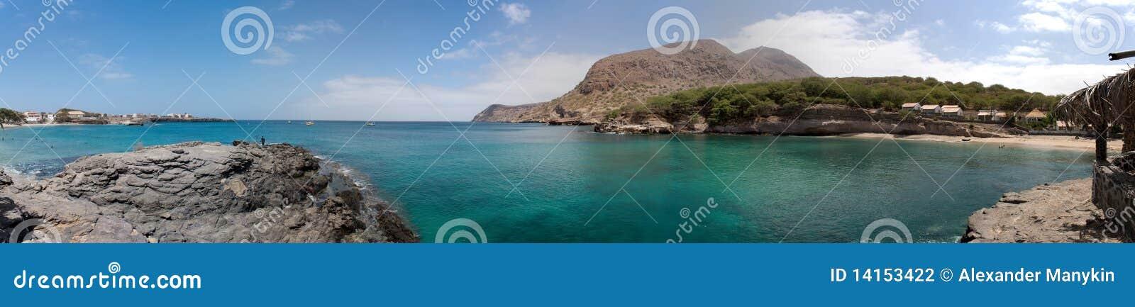 Océano Atlántico y bahía