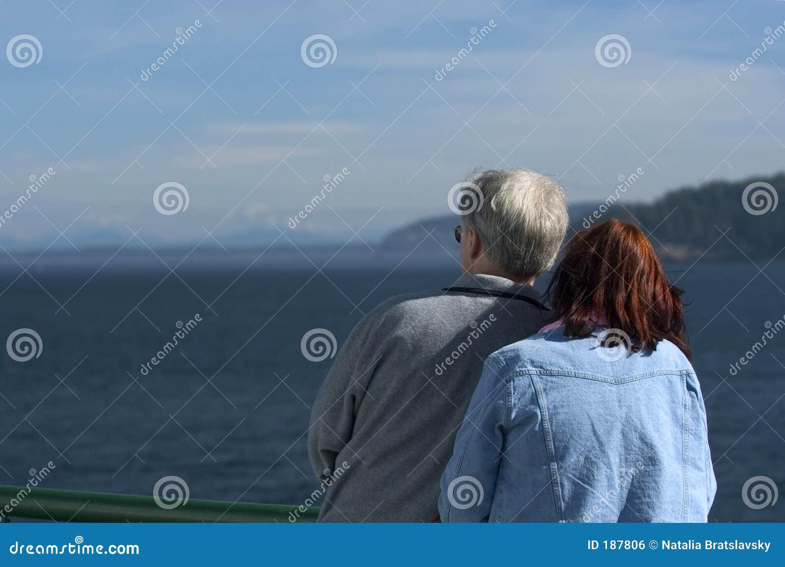 Océano de observación de los pares
