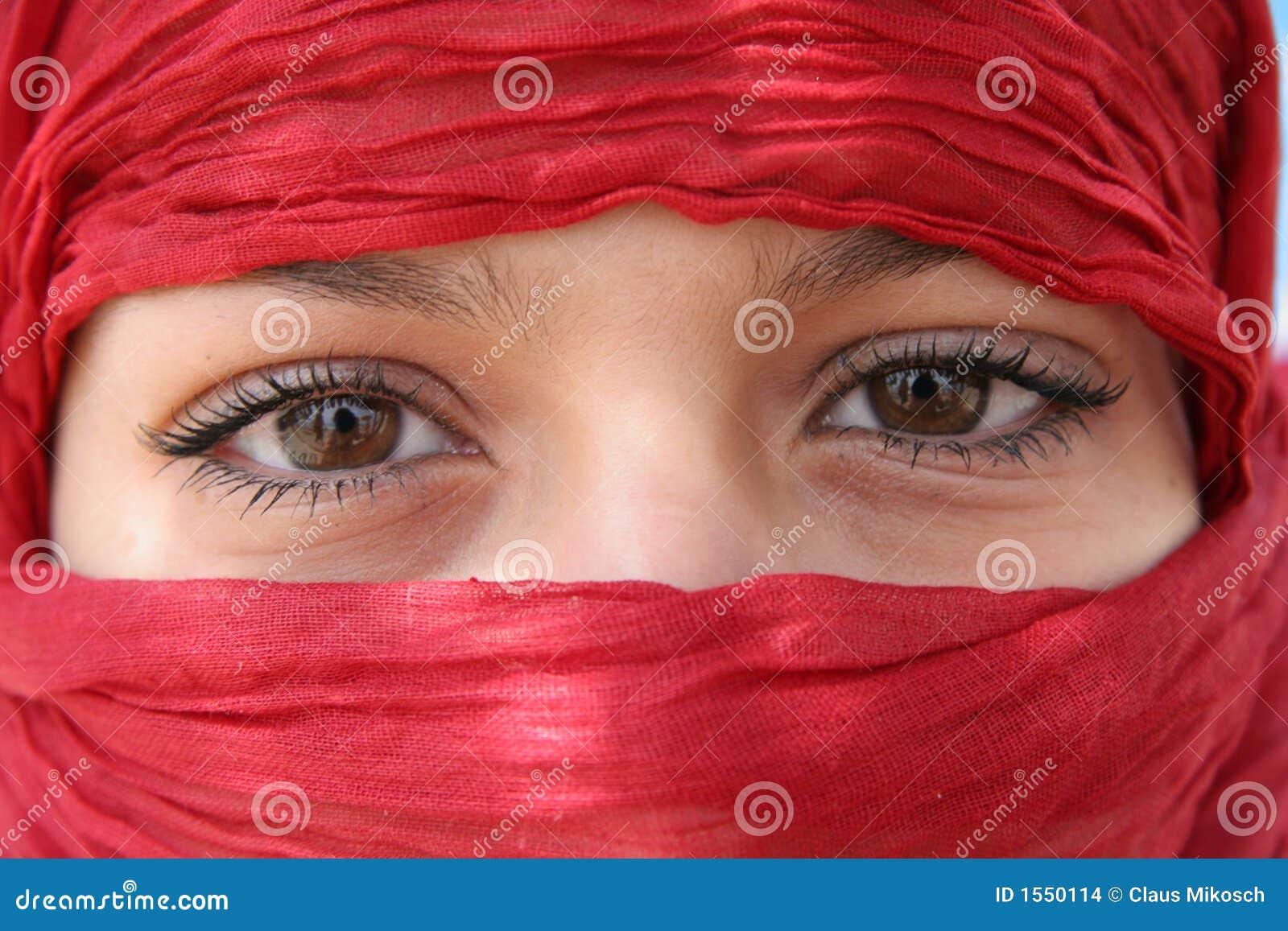 brownhair arabic