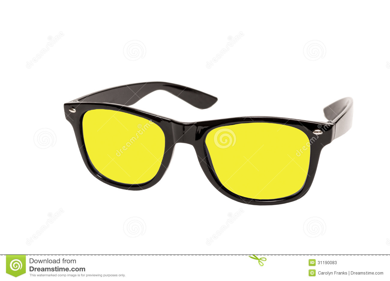 Occhiali da sole con le lenti colorate luminose fotografie stock immagine 31190083 - Occhiali con lenti a specchio colorate ...