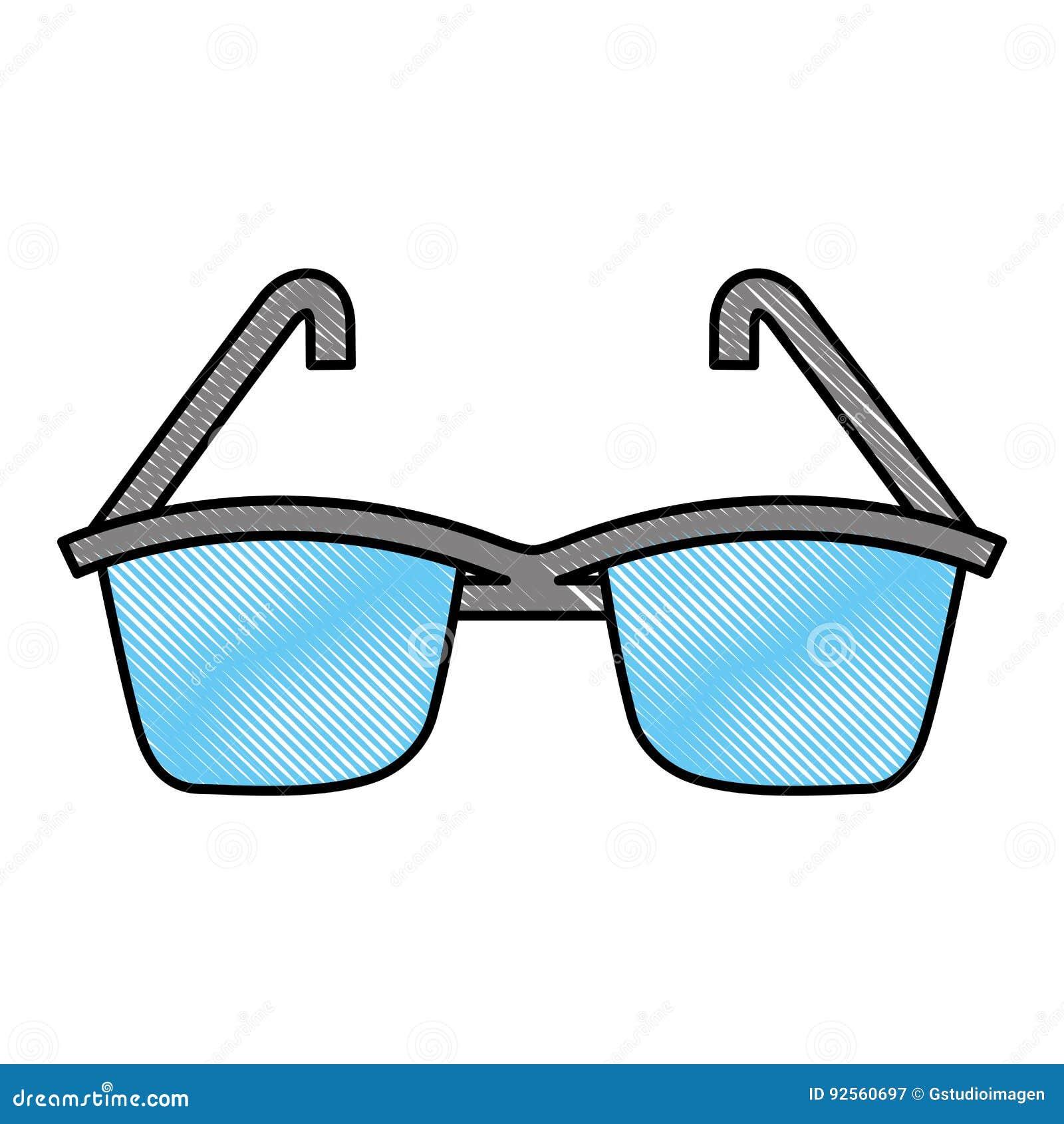 Occhiali da sole di protezione del sole di estate