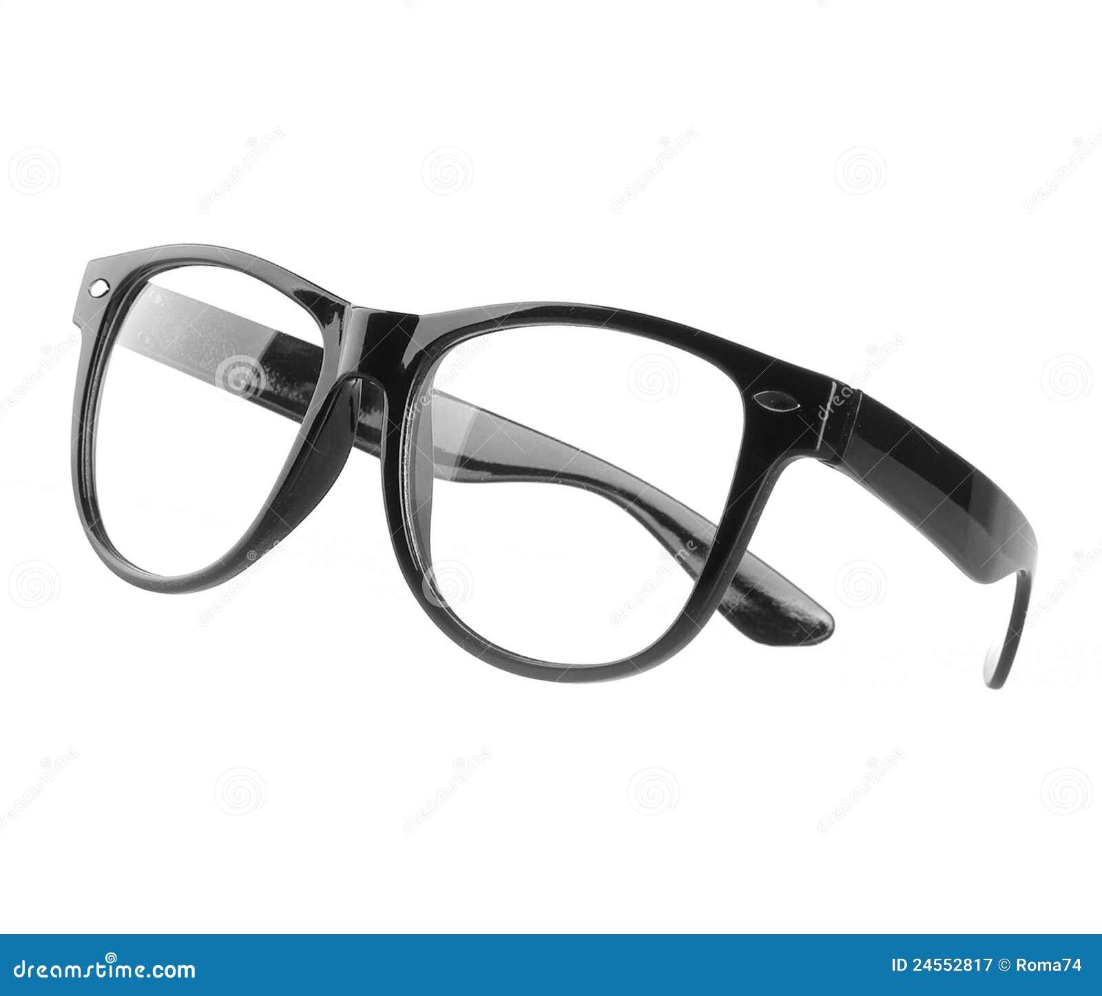 Occhiali da sole neri alla moda immagine stock immagine for Occhiali neri da sole