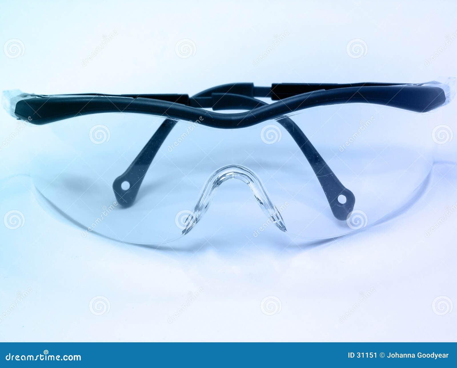 Occhiali di protezione di sicurezza
