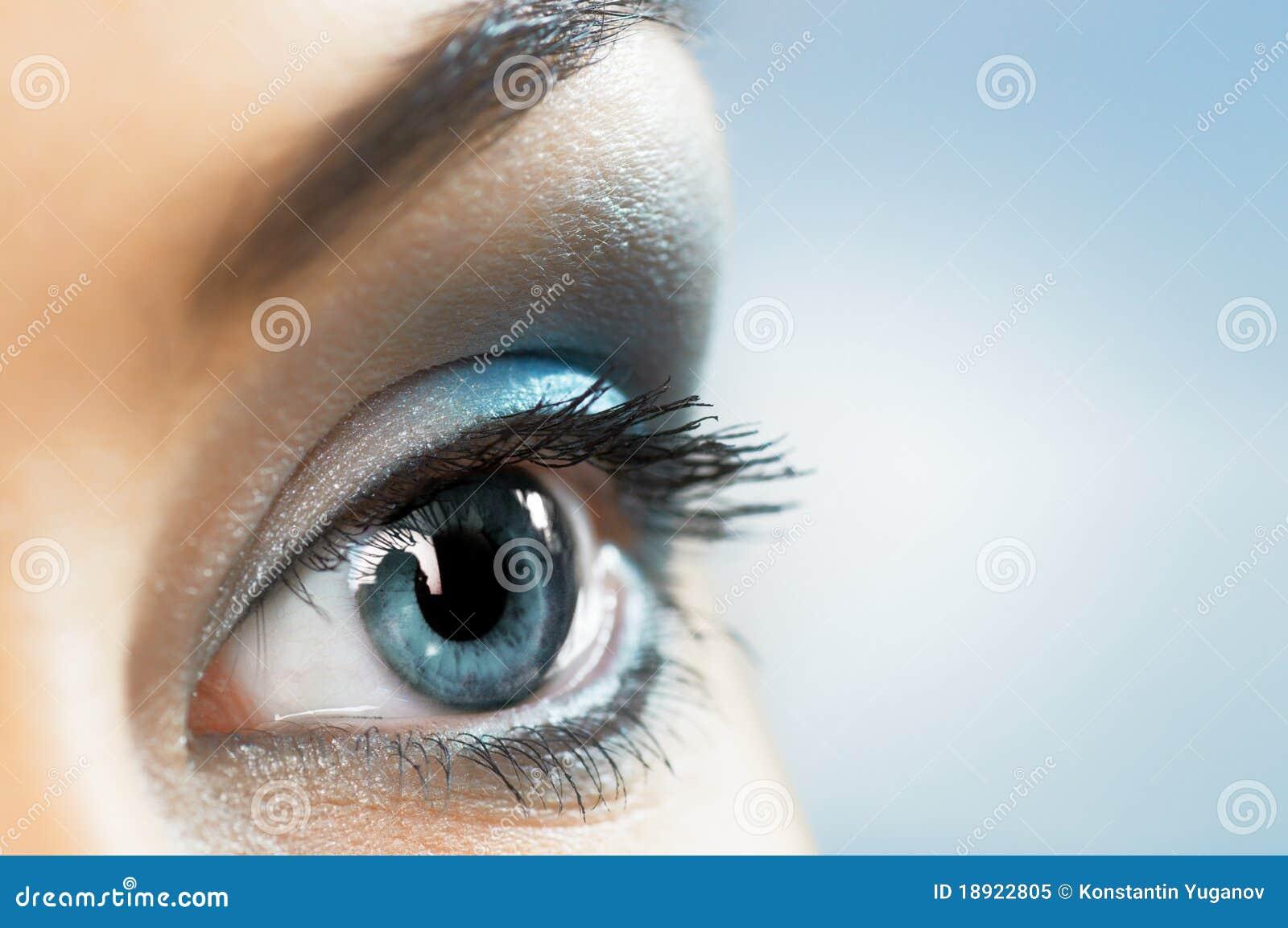 Occhio di bellezza