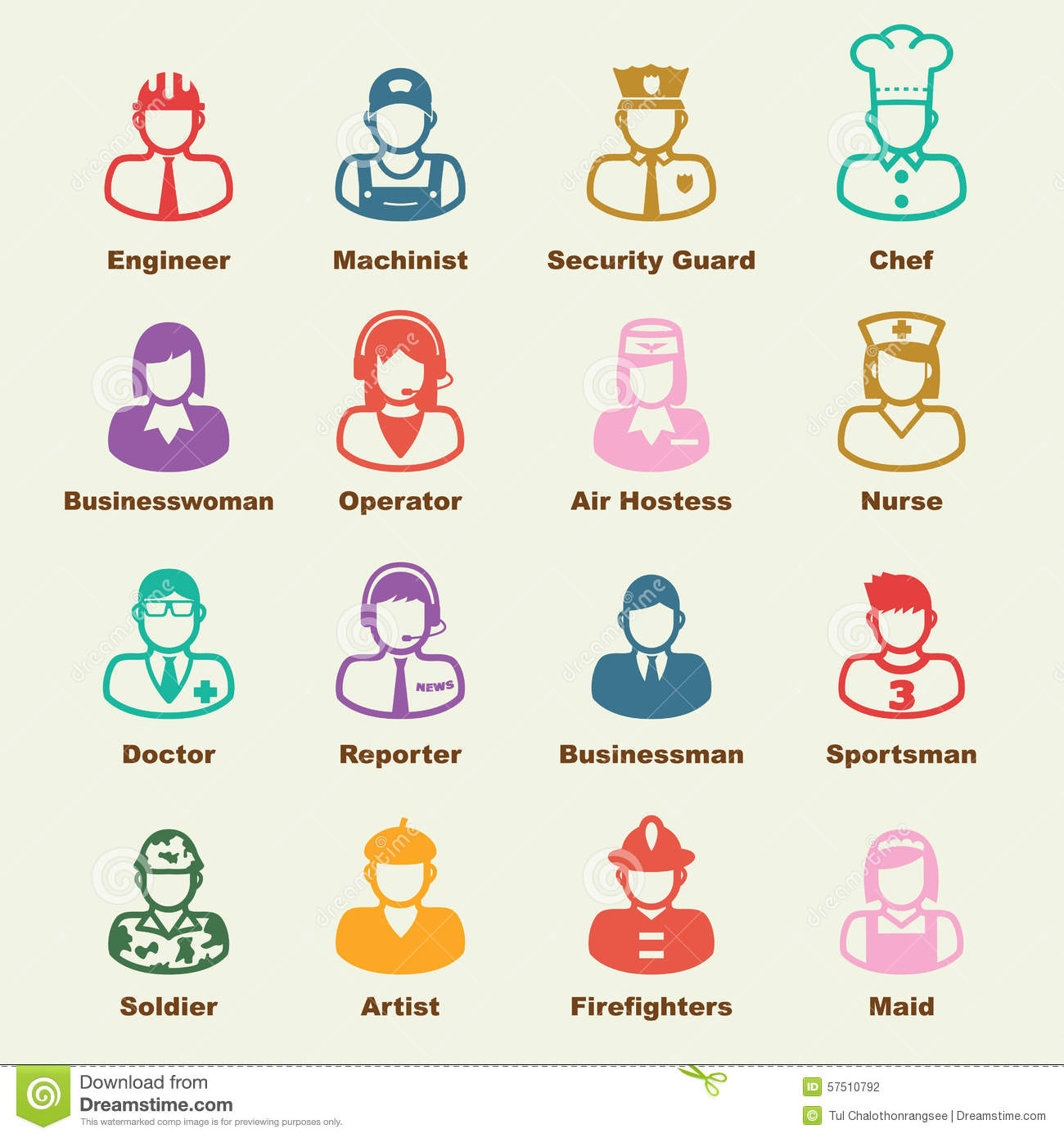 Occupation Vectors, Photos and PSD files | Free Download