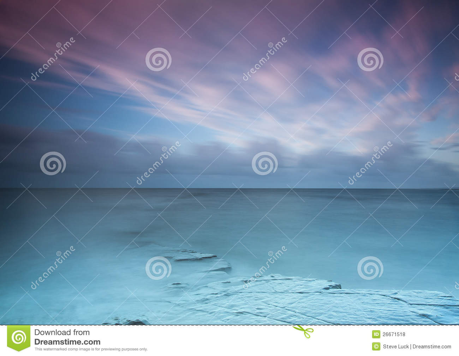 Oceaan en Hemel