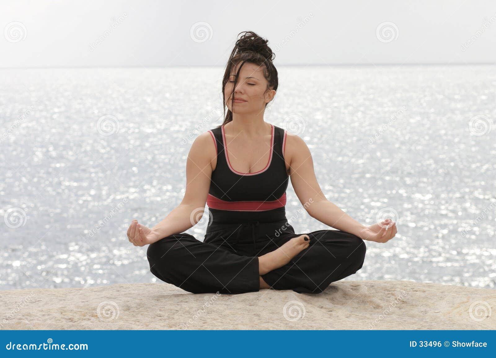 Oceaan Meditatie