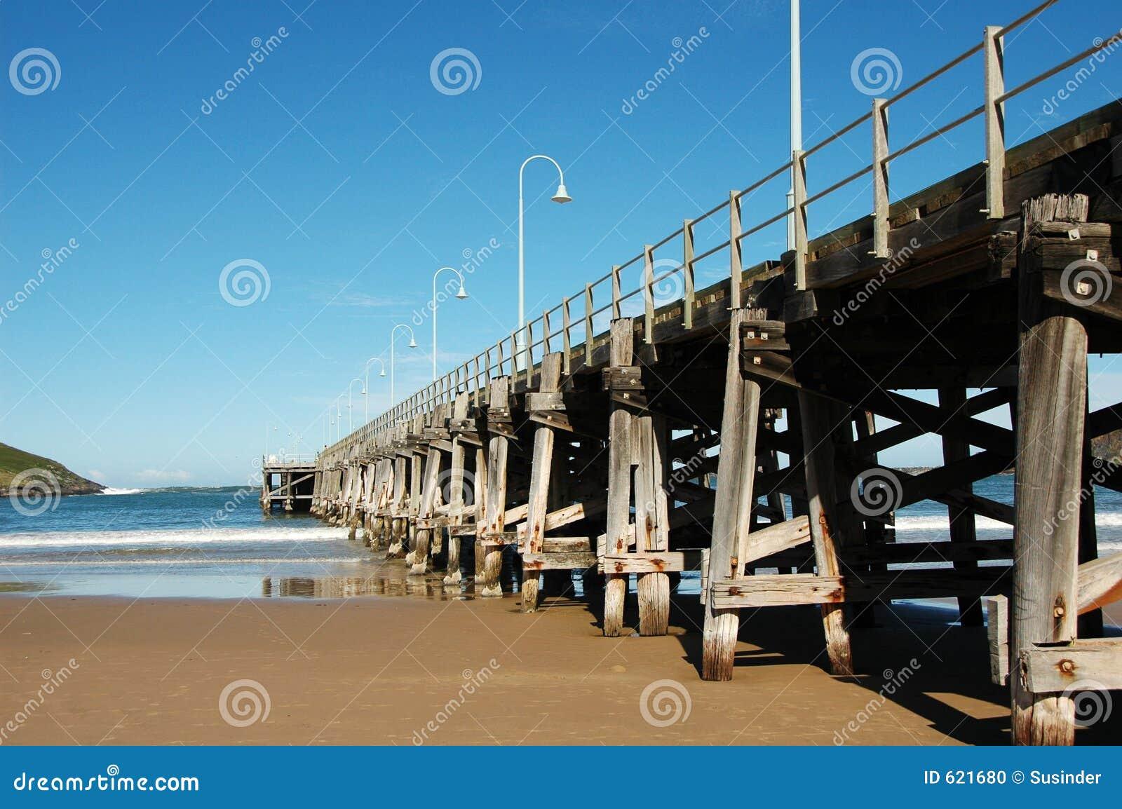 Oceaan Pijler