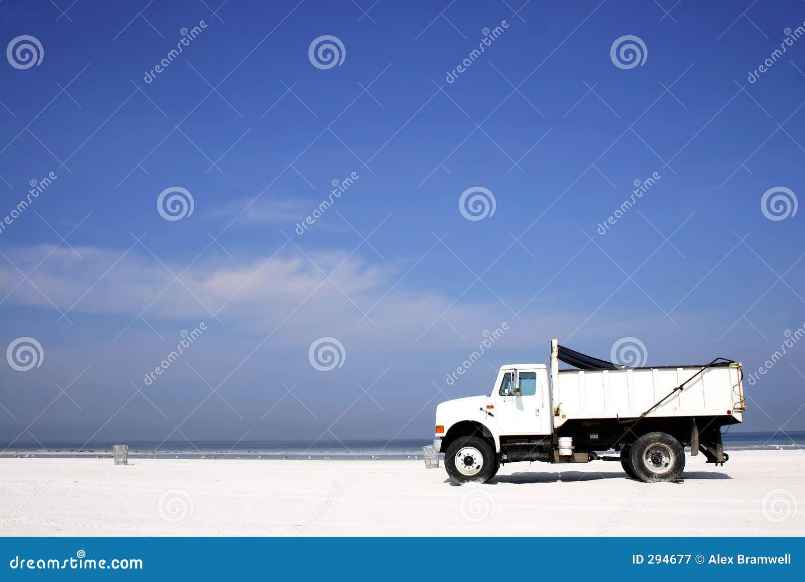 Oceaan Vrachtwagen