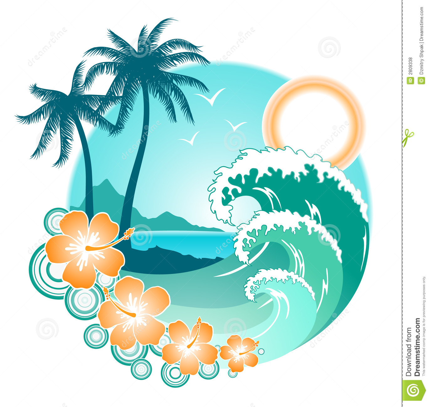 Summertime Clipart Viewing Gallery