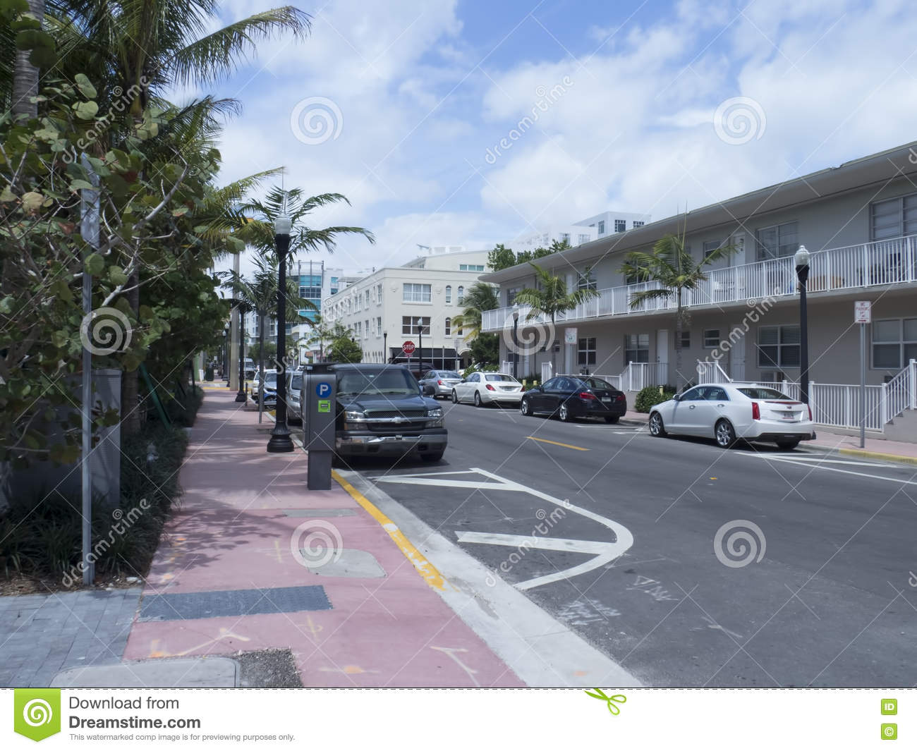 South Pointe Drive Miami Beach