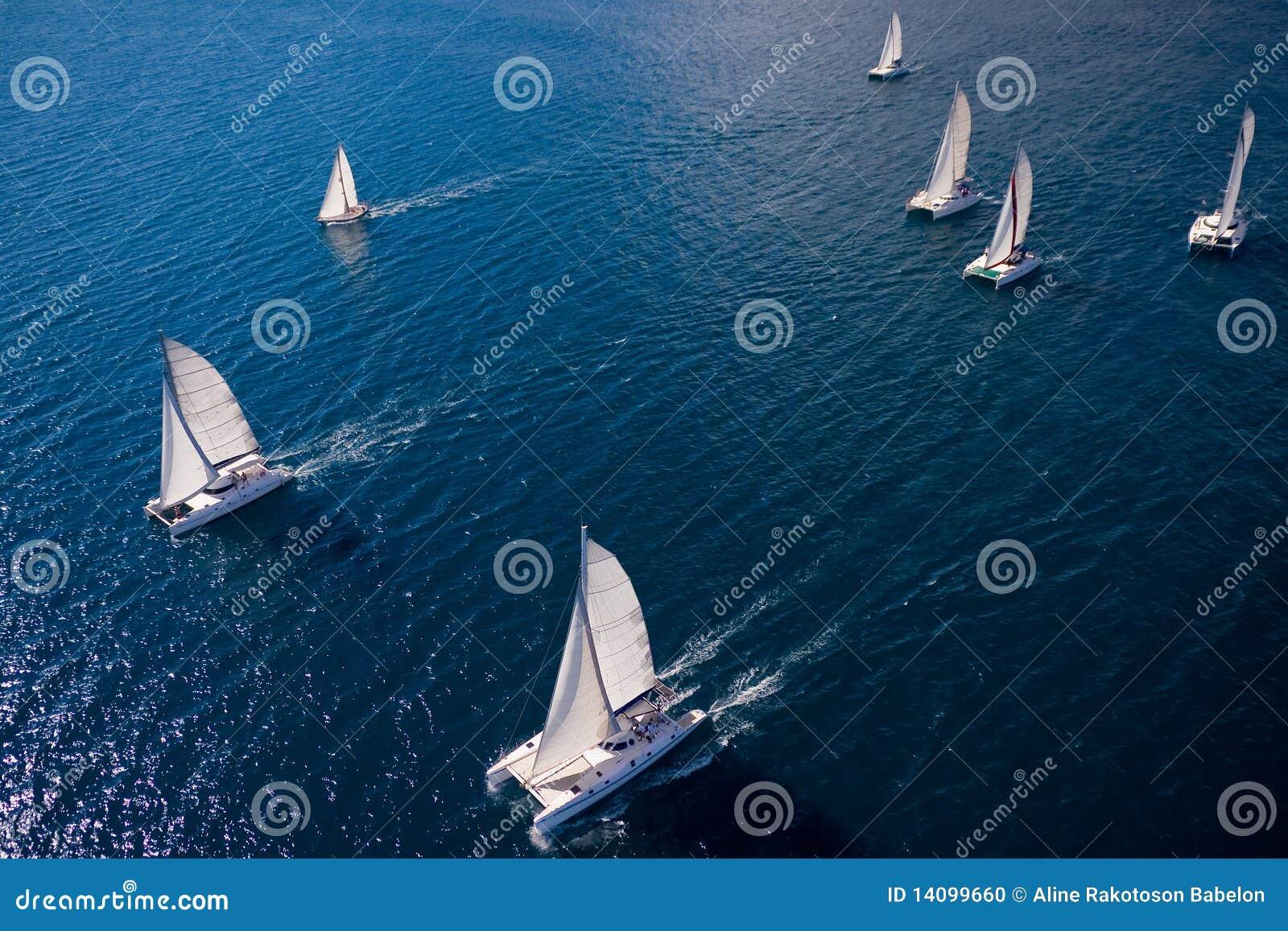 Ocean indyjski regatta