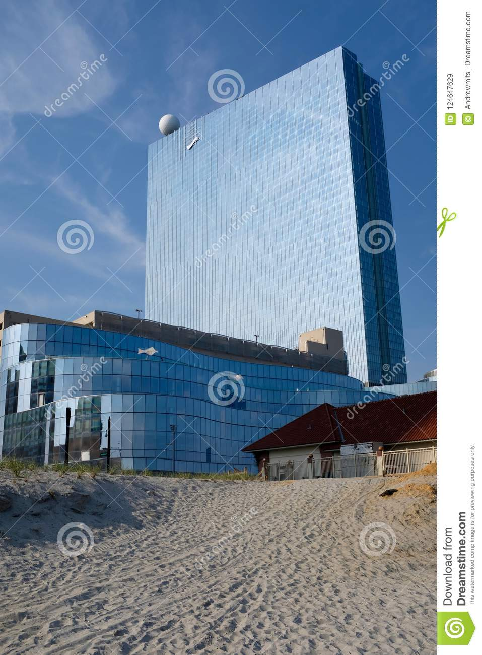 Ocean Resort Hotel And Casino Editorial Stock Image - Image of  northernmost, jersey: 124647629
